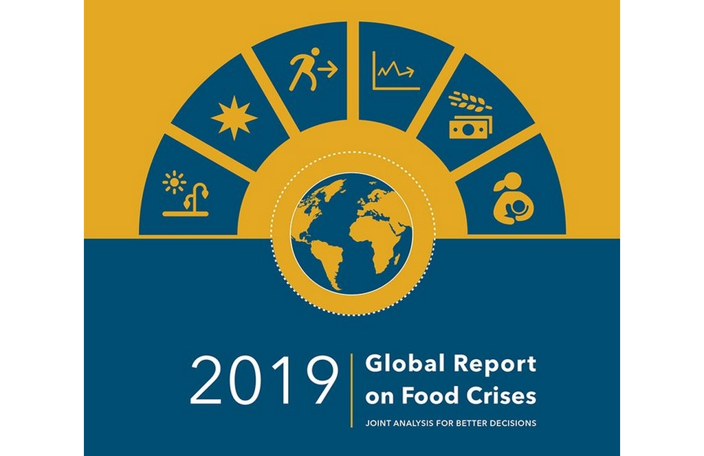 "A disposición informe: ""Global Report on Food Crises 2019"""